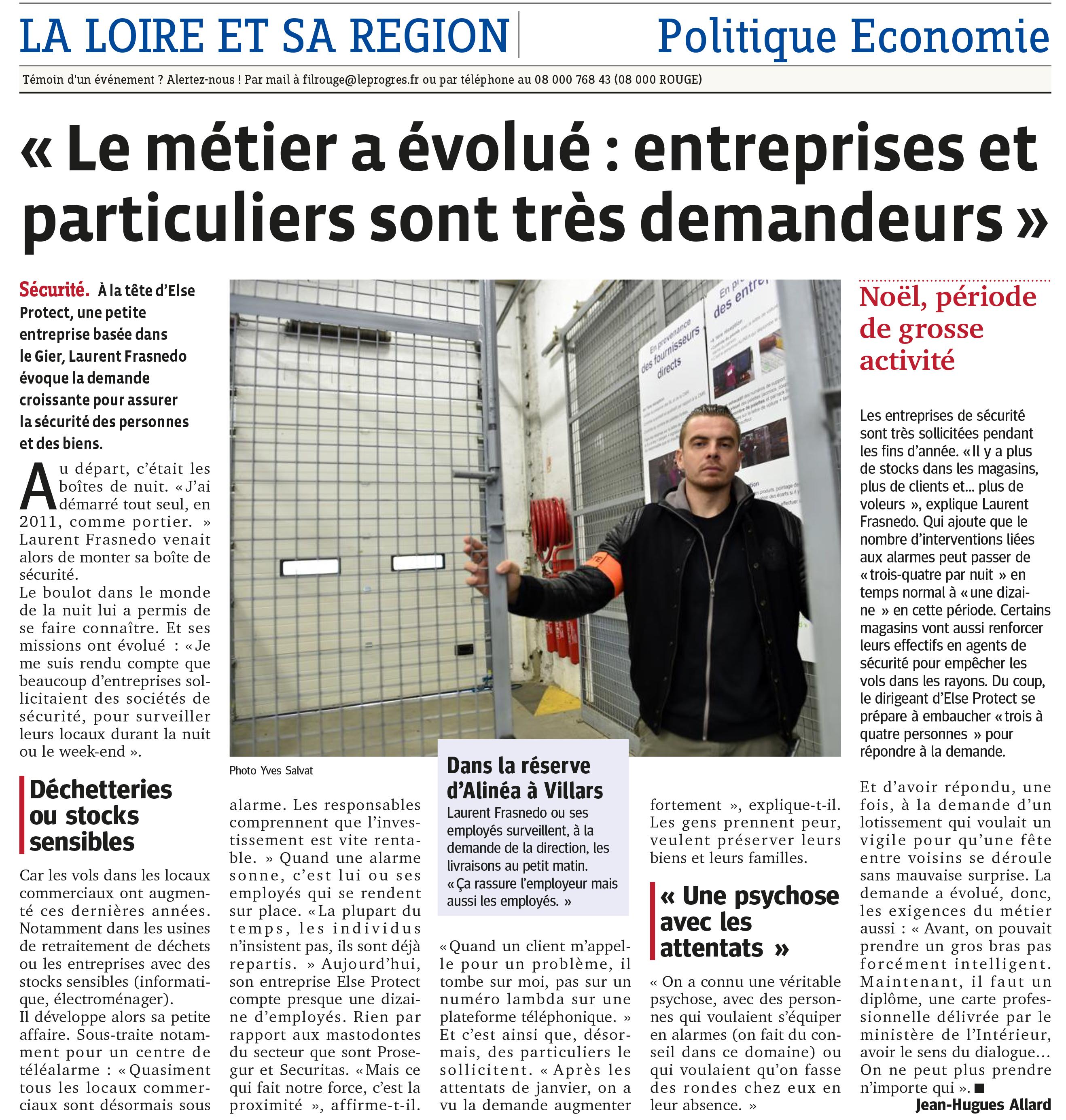 parution-presse-elseprotect-loire-et-region